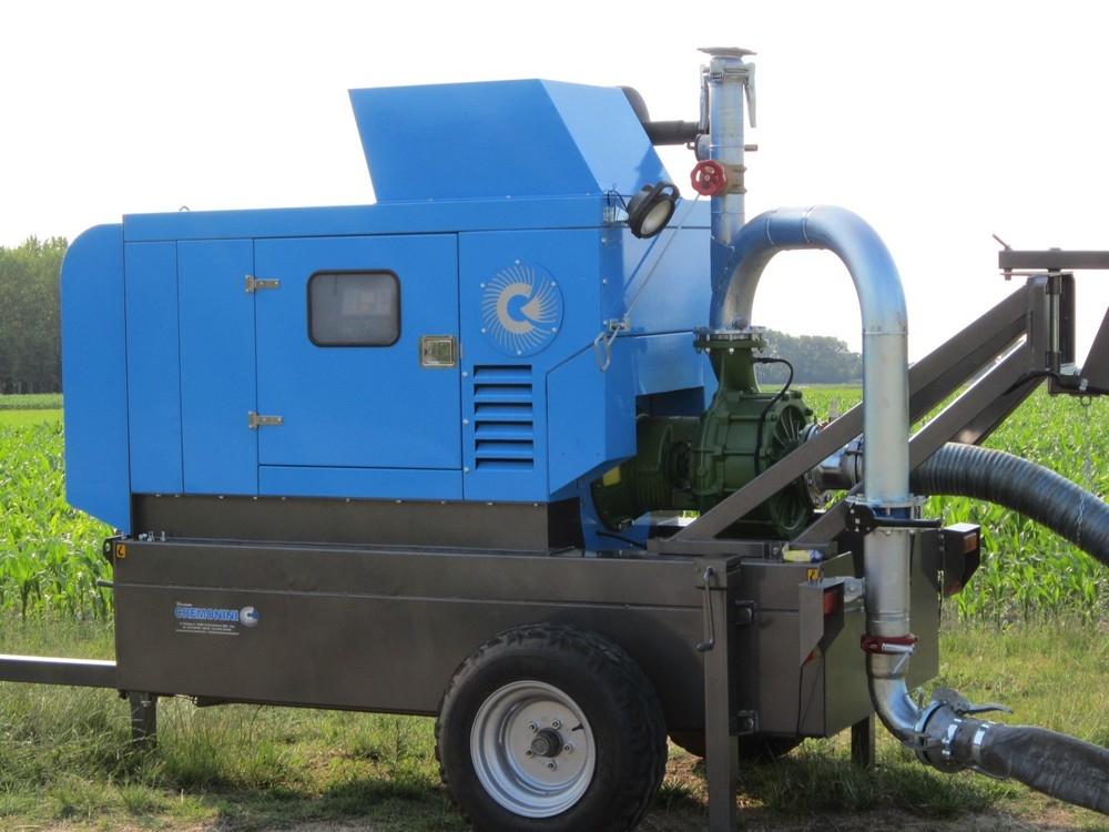 Gruppo motopompa per irrigazione termosifoni in ghisa for Pompa per irrigazione