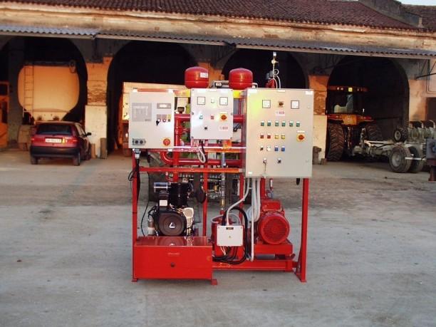 Caratteristiche Funzionali dei Locali Pompe Antincendio: la Nuova